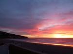 Redondo Beach Avenues Sunset toward Palos Verdes, Jim Caldwell