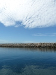 King Harbor, Redondo Beach, Clouds, Jim Caldwell