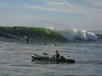 Lunada Bay Big Surf, South of Redondo Beach