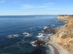 Palos Verdes Coastline, south of Crystal Cove, Redondo Beach, Jim Caldwell