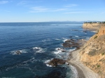 Palos Verdes Coastline, south of Crystal Cove, Redondo Beach, Jim Caldwell