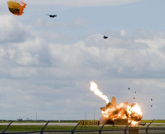 Ejection Seat Detonation, Canadian CF18 Crash, Alberta Airshow, Capt. Brian Bews, F18 Crash July 2010, The Canadian Press, Lethbridge Herald, Ian Martens, F-18 Crash