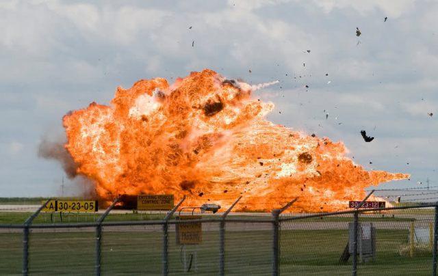 F-18 Crash Explosion, Ejection Seat Detonation, Canadian CF18 Crash, Alberta Airshow, Capt. Brian Bews, F18 Crash July 2010, The Canadian Press, Lethbridge Herald, Ian Martens, F-18 Crash